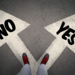 When Saying Yes Means Saying No