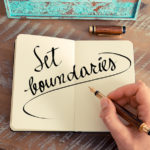 The Who, What, Why, When & How of Boundaries