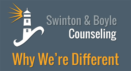 The Swinton & Boyle Counseling Difference