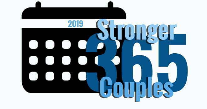 Stronger Couples 365 Logo